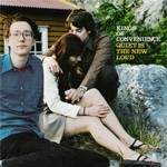 Kings Of Convenience - Quiet Is The New Loud cover